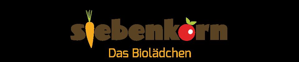 Siebenkorn - Das Biolädchen Logo