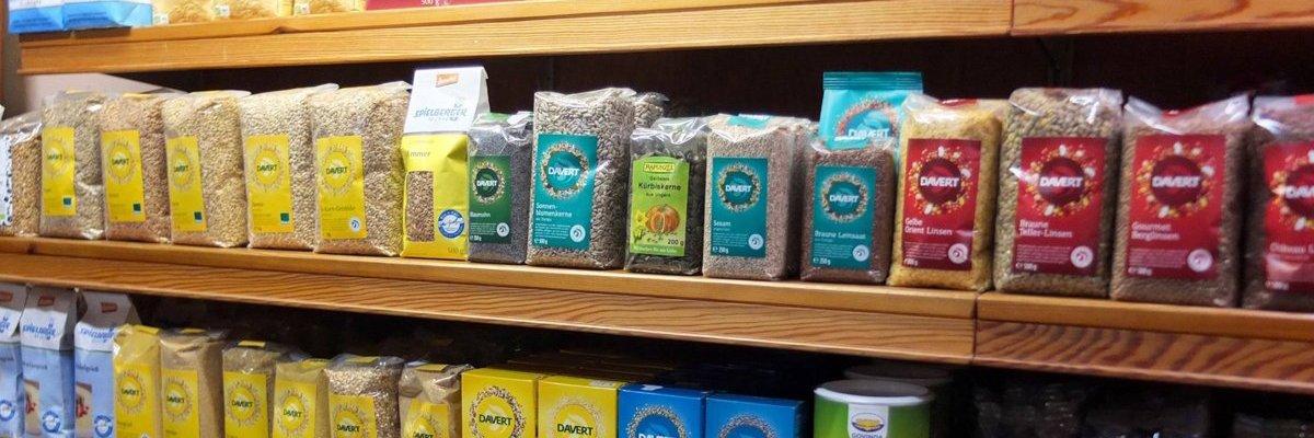 Getreide und Saaten